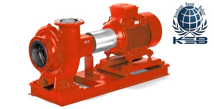 Etanorm-FXV-پمپ-روغن-داغ